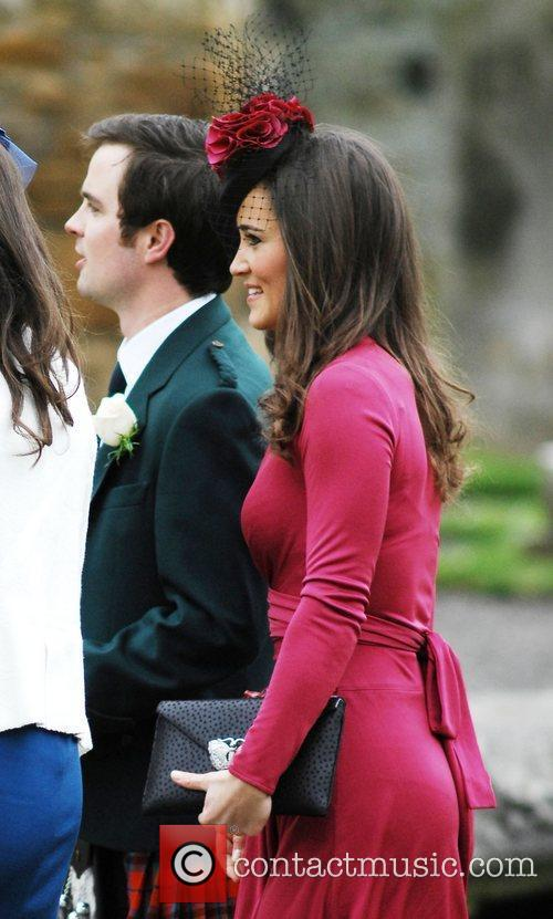 Pippa Middleton and Guest The wedding of Camilla...
