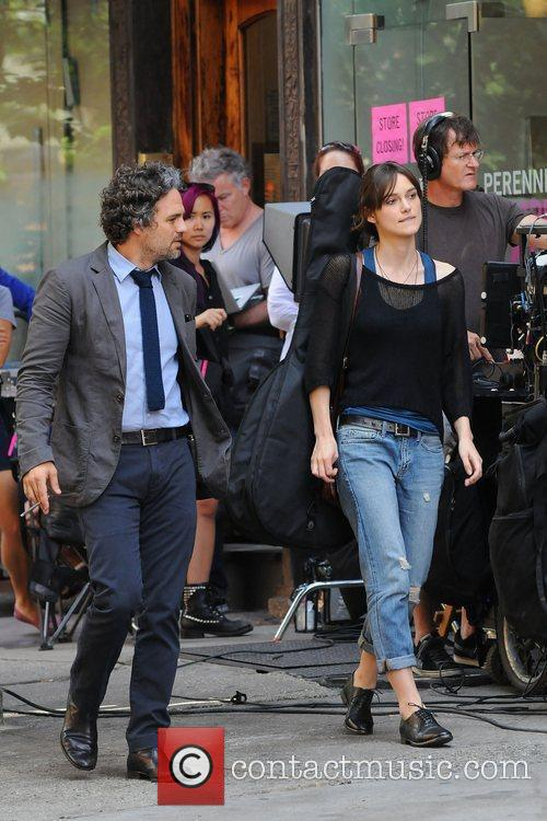 Keira Knightley and Mark Ruffalo 4