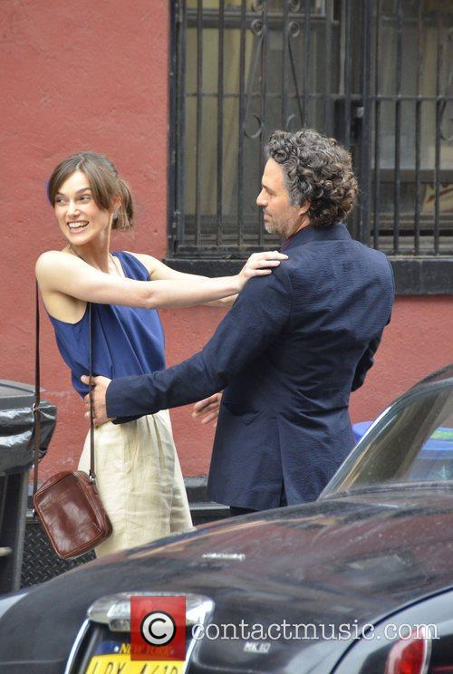 Keira Knightley and Mark Ruffalo 11