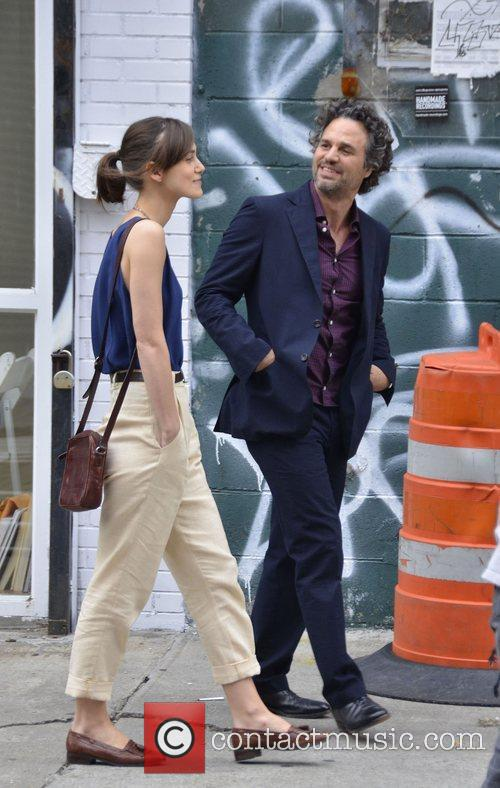 Keira Knightley and Mark Ruffalo 18