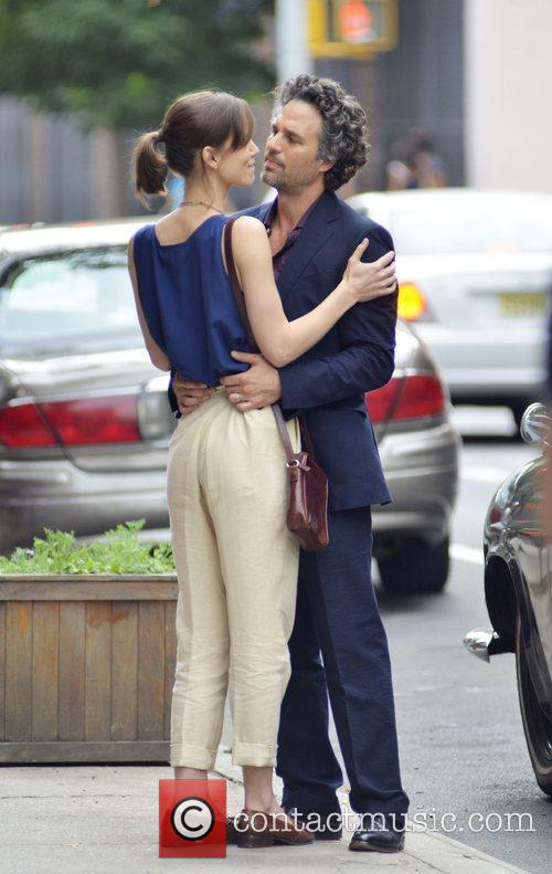 Keira Knightley and Mark Ruffalo 13