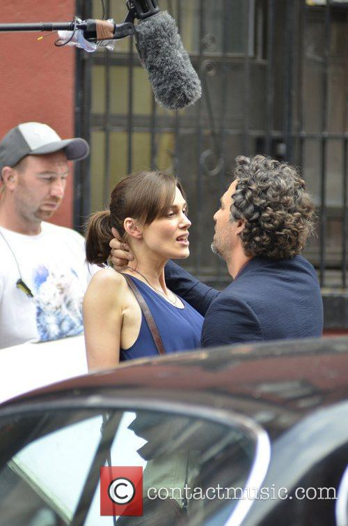 Keira Knightley and Mark Ruffalo 14