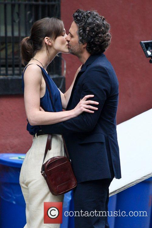 Keira Knightley and Mark Ruffalo 3
