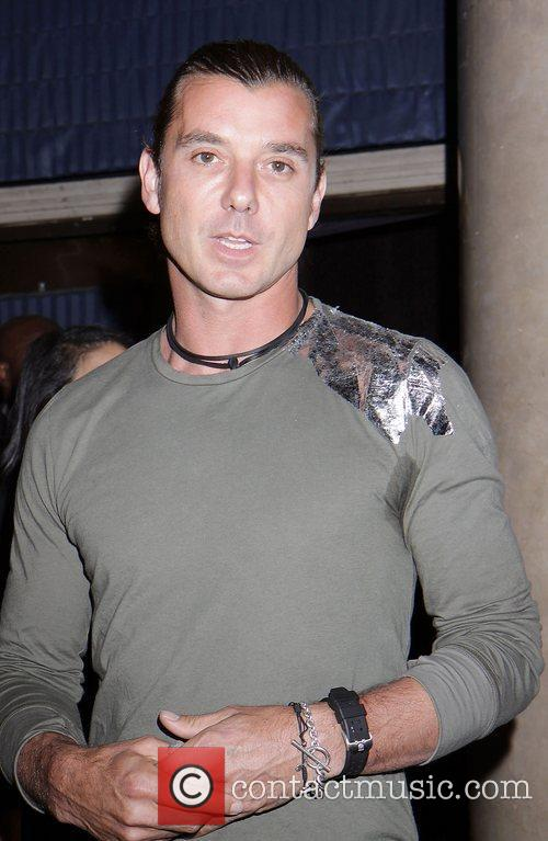 Gavin Rossdale and Wall Street 3