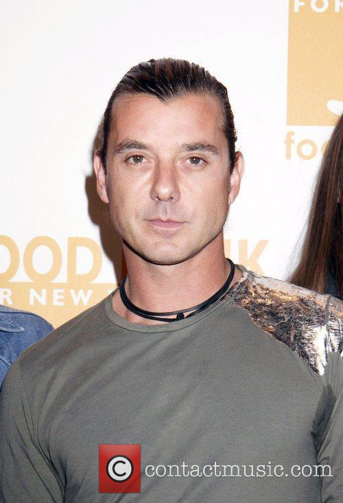 Gavin Rossdale and Wall Street 4