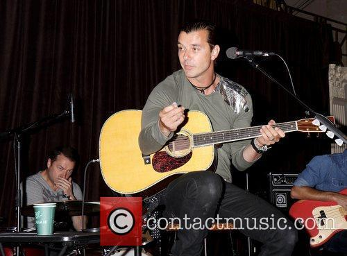 Gavin Rossdale and Wall Street