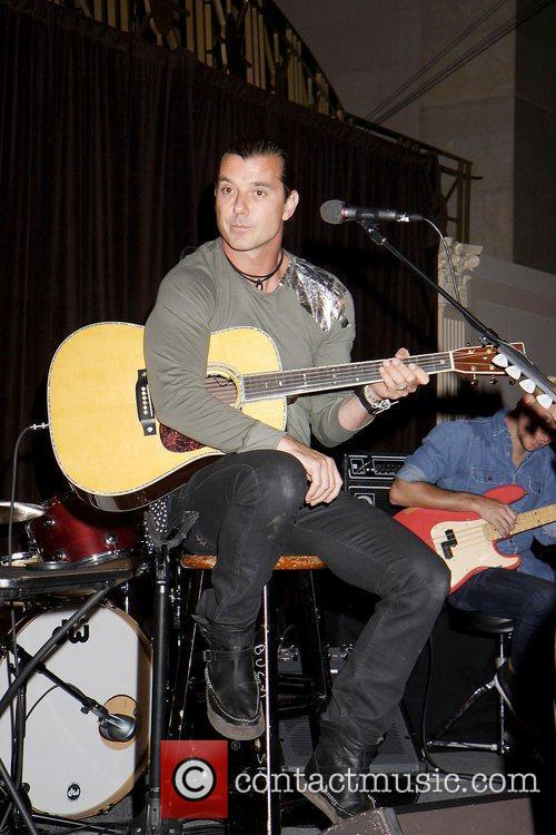 Gavin Rossdale and Wall Street 10