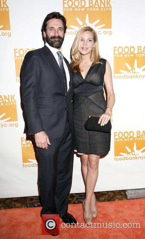 Jon Hamm, Jennifer Westfeldt and Wall Street 1