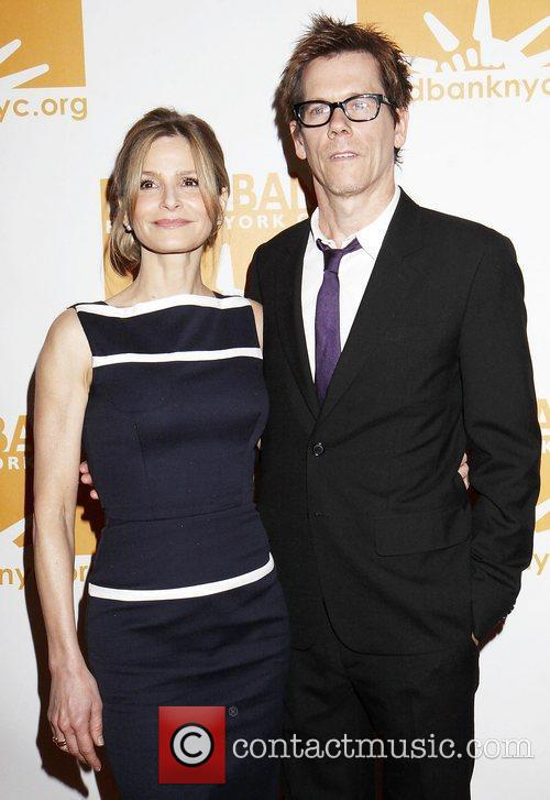 Kyra Sedgwick, Kevin Bacon and Wall Street 2