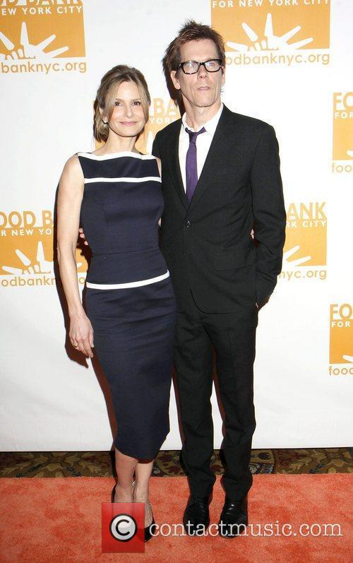 Kyra Sedgwick, Kevin Bacon and Wall Street 3