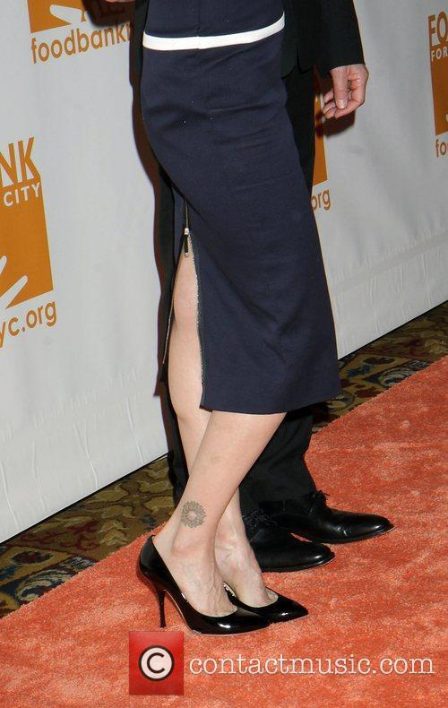 Kyra Sedgwick, Tattoo and Wall Street 4