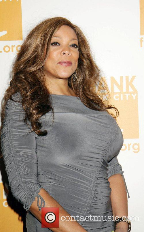 Wendy Williams at the Food Bank For New...
