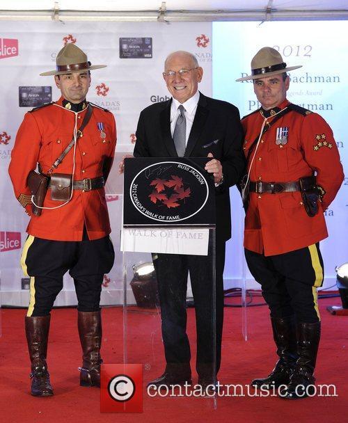 Russ Jackson  Canada's Walk of Fame Star...