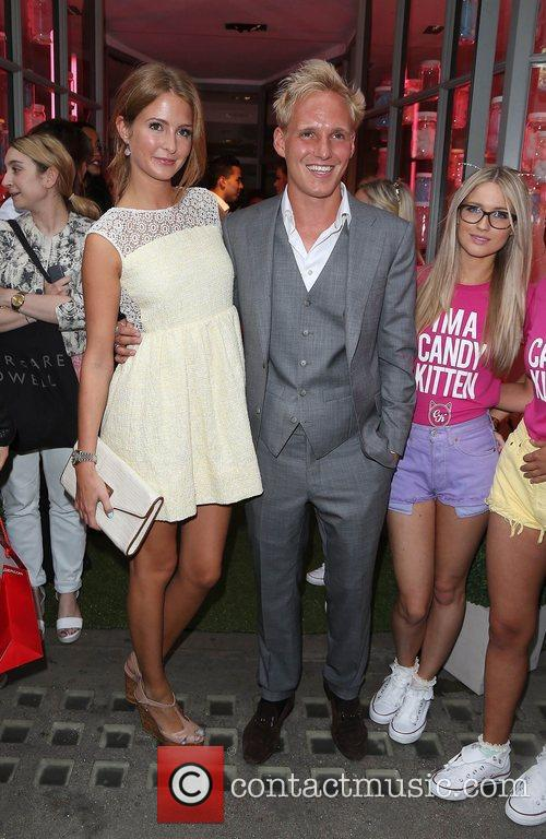 Jamie Laing, Millie Mackintosh Candy Kittens - Launch...