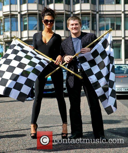 Cannonball 2000 Car Rally launch at the Hilton...