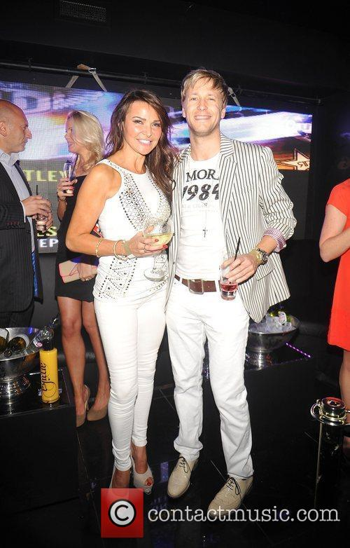 Cannonball launch party held at Amika