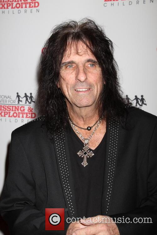Alice Cooper and Bellagio Hotel 1