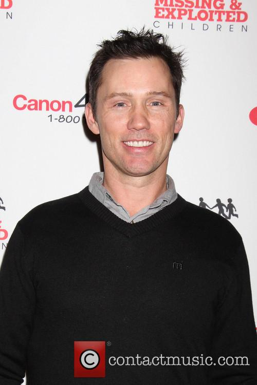 Jeffrey Donovan and Bellagio Hotel