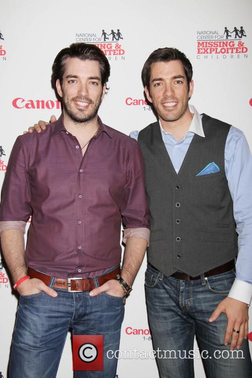 Scott and Drew Jonathan Scott Married