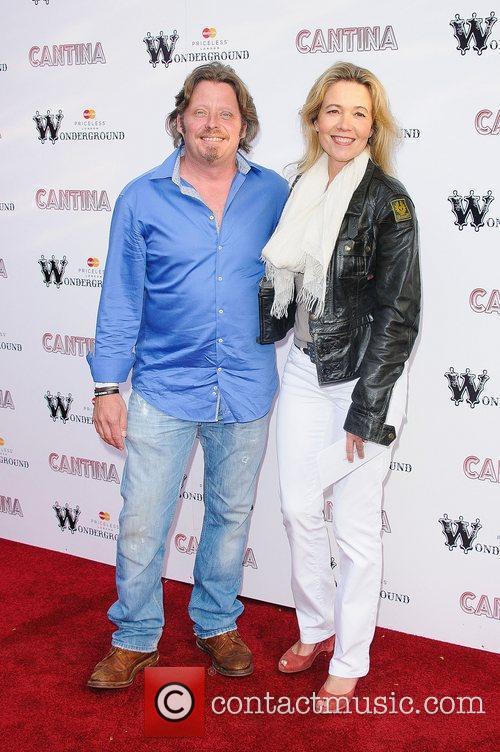 Charley Boorman 'Cantina' opening night at London Wonderground,...