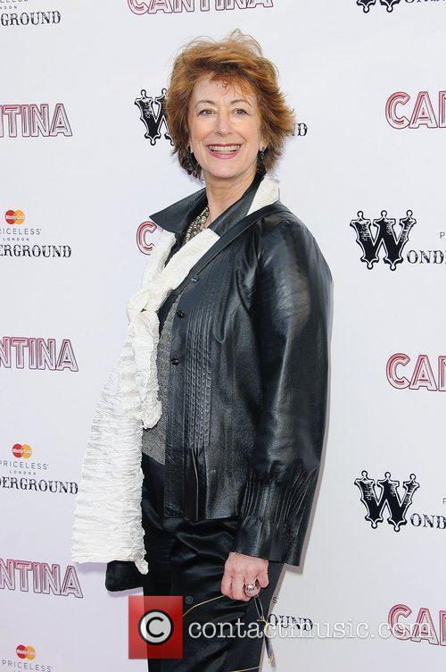 Maureen Lipman 'Cantina' opening night at London Wonderground,...