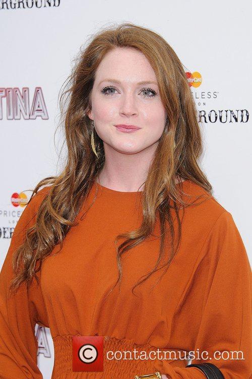 Olivia Hallinan 'Cantina' opening night at London Wonderground,...