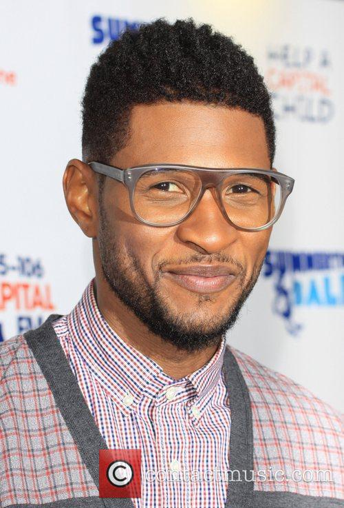 Usher, Wembley Stadium