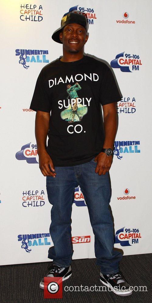 Dizzee Racal Capital FM Summertime Ball held at...