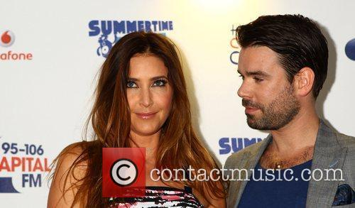 Lisa Snowdon and Wembley Stadium 4