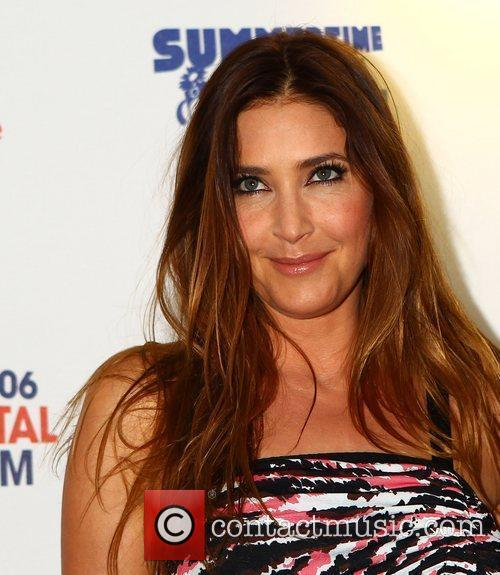 Lisa Snowdon and Wembley Stadium 5