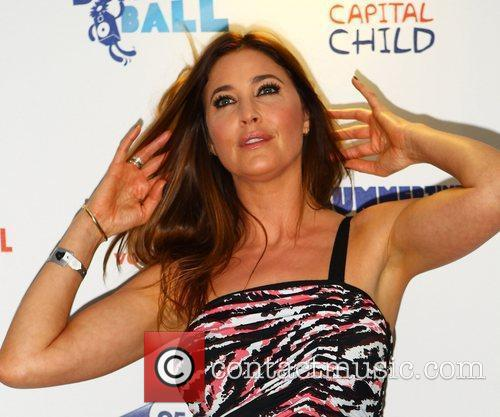 Lisa Snowdon and Wembley Stadium 6