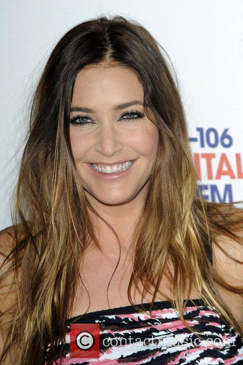 Lisa Snowdon and Wembley Stadium 1