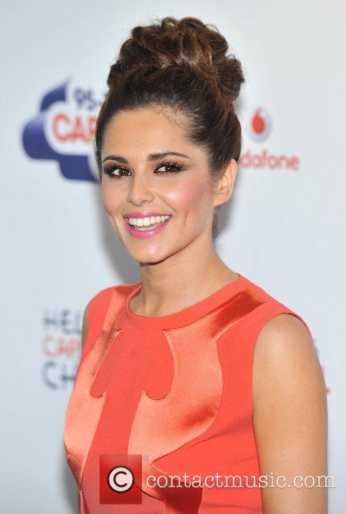 cheryl cole capital fm summertime ball held 5861543