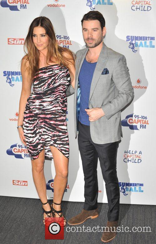 Lisa Snowdon, Dave Berry and Wembley Stadium 3