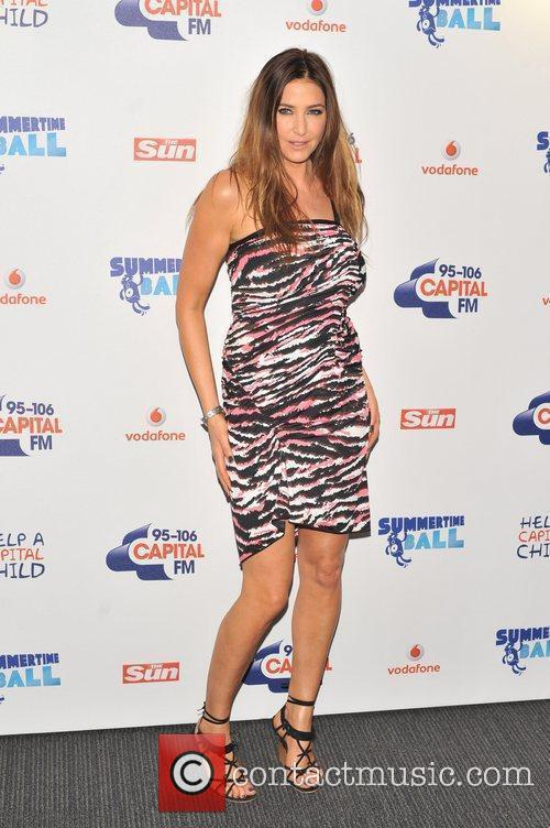 Lisa Snowdon and Wembley Stadium 10