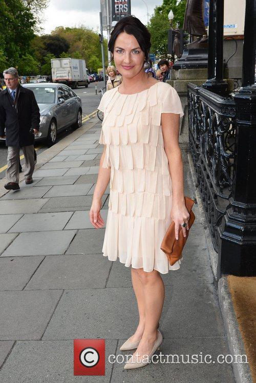 Ciara O'Callaghan CARI Summer Lunch and Fashion Show...