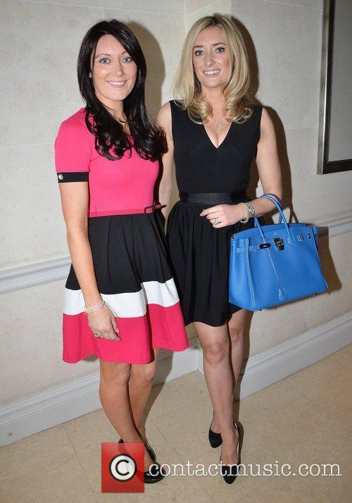 Georgina Byrne and Jane Given CARI Summer Lunch...