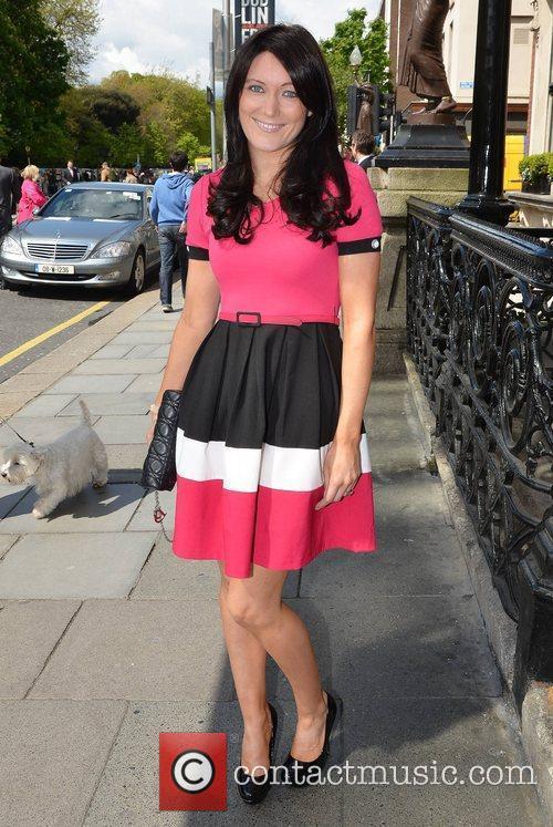 Georgina Byrne CARI Summer Lunch and Fashion Show...
