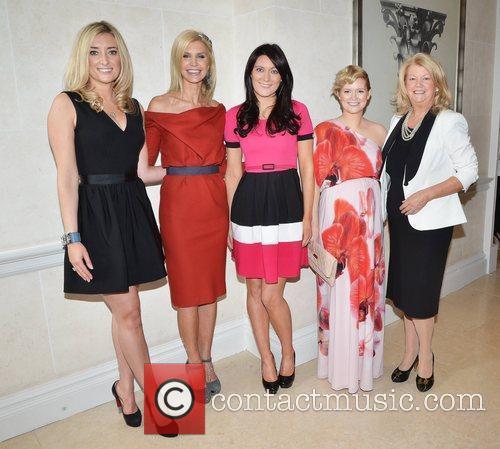 Jane Given, Yvonne Keating, Georgina Byrne, Cecelia Ahern,...