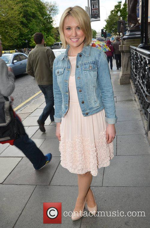 Kirsteen O'Sullivan CARI Summer Lunch and Fashion Show...