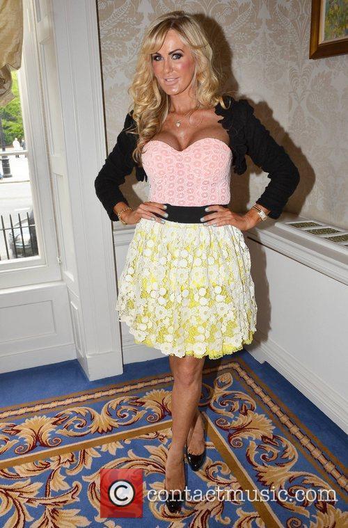 Lisa Murphy CARI Summer Lunch and Fashion Show...