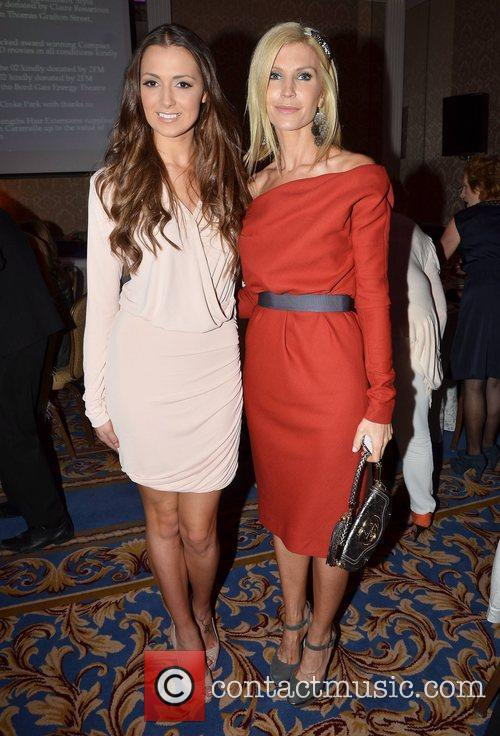 Rebecca Maguire, Yvonne Keating CARI Summer Lunch and...