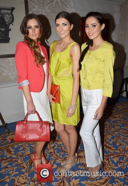 Rozanna Purcell, Hannah Devane and Alison Canavan CARI...