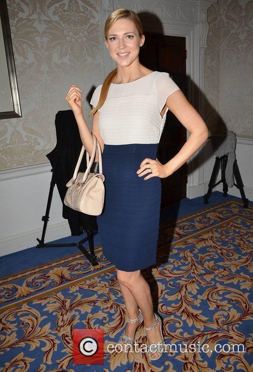 Sarah McGovern CARI Summer Lunch and Fashion Show...