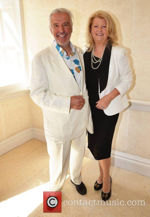 Terry McCoy, Miriam Ahern CARI Summer Lunch and...