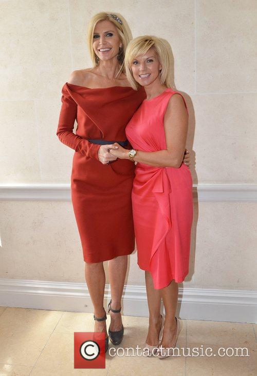 Yvonne Keating and Lisa Duffy CARI Summer Lunch...
