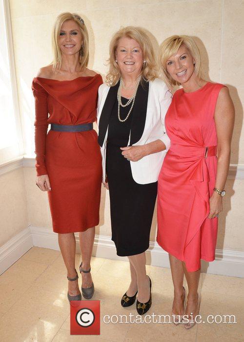 Yvonne Keating, Miriam Ahern and Lisa Duffy CARI...
