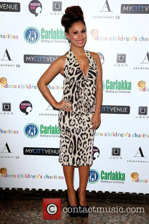 Carlakka launch dinner, held at the Chiswick Town...