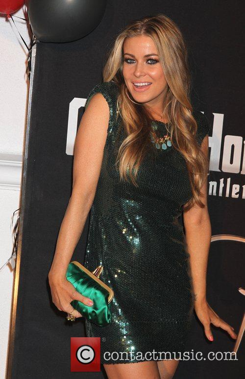 carmen electra celebrates her birthday at crazy 3864893