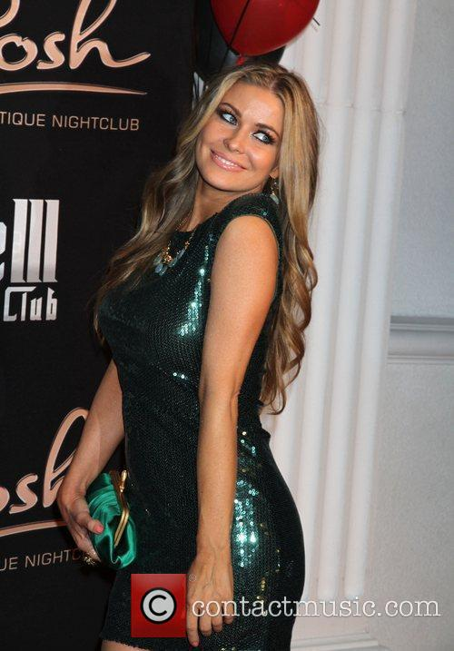 carmen electra celebrates her birthday at crazy 3864894